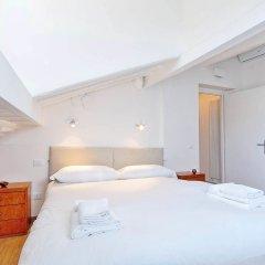 Отель Pantheon Charming Attic Италия, Рим - отзывы, цены и фото номеров - забронировать отель Pantheon Charming Attic онлайн комната для гостей фото 3