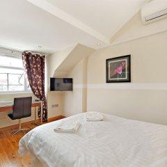 Отель Baker Street Suites Великобритания, Лондон - отзывы, цены и фото номеров - забронировать отель Baker Street Suites онлайн сейф в номере