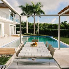 Отель Villa Bella Luna бассейн фото 2