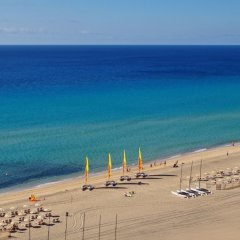 Отель Iberostar Playa Gaviotas Park - All Inclusive пляж фото 3