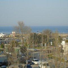 Отель MORRIS Римини пляж фото 2