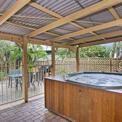 Отель City Palms Brisbane бассейн