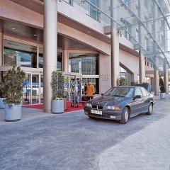 Отель Ilunion Alcala Norte Мадрид парковка