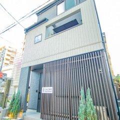 Отель LA-CHIC Stay Hakata Ⅰ Фукуока вид на фасад