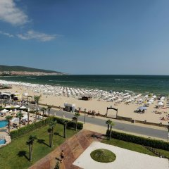 DIT Evrika Beach Club Hotel - All Inclusive пляж фото 2
