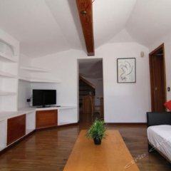 Отель Aparsol Apartments Испания, Мадрид - отзывы, цены и фото номеров - забронировать отель Aparsol Apartments онлайн комната для гостей фото 4