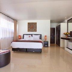 Отель Crystal Bay Beach Resort комната для гостей фото 4