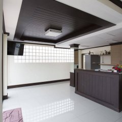 Paripas Express Hotel Patong фитнесс-зал