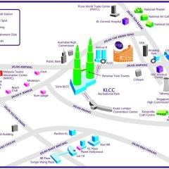 Отель Corus Hotel Kuala Lumpur Малайзия, Куала-Лумпур - 1 отзыв об отеле, цены и фото номеров - забронировать отель Corus Hotel Kuala Lumpur онлайн интерьер отеля
