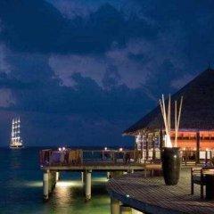 Отель Coco Bodu Hithi пляж