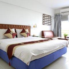 Отель L.A. Tower Bangkok комната для гостей фото 5