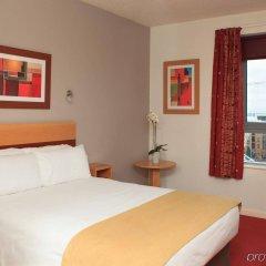 Отель Jurys Inn Liverpool Великобритания, Ливерпуль - отзывы, цены и фото номеров - забронировать отель Jurys Inn Liverpool онлайн комната для гостей фото 4