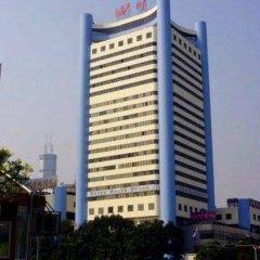 Shenzhen Sichuan Hotel Шэньчжэнь парковка