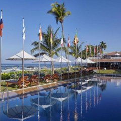 Coral Sands Hotel Хиккадува бассейн фото 2