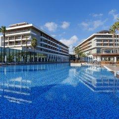 Barut Acanthus & Cennet Турция, Сиде - 2 отзыва об отеле, цены и фото номеров - забронировать отель Barut Acanthus & Cennet - All Inclusive онлайн бассейн фото 2