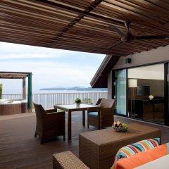 Отель Hyatt Regency Phuket Resort Таиланд, Камала Бич - 1 отзыв об отеле, цены и фото номеров - забронировать отель Hyatt Regency Phuket Resort онлайн пляж фото 2