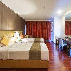 Отель Mida Airport Бангкок комната для гостей фото 4