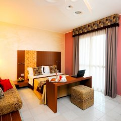 Отель Serena Majestic Hotel Residence Италия, Монтезильвано - отзывы, цены и фото номеров - забронировать отель Serena Majestic Hotel Residence онлайн комната для гостей фото 2