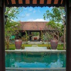Отель Ao Lang Villa бассейн фото 2