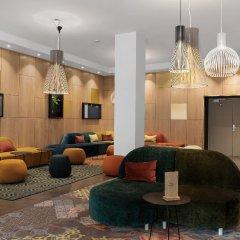 Отель Richmond Hotel Дания, Копенгаген - 1 отзыв об отеле, цены и фото номеров - забронировать отель Richmond Hotel онлайн интерьер отеля