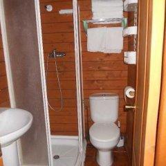 Отель Camping Rural Fuente de Piedra ванная