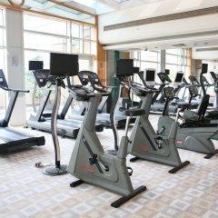 Radisson Blu Plaza Xing Guo Hotel фитнесс-зал фото 2