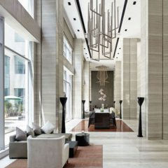 Отель Langham Place Xiamen Китай, Сямынь - отзывы, цены и фото номеров - забронировать отель Langham Place Xiamen онлайн интерьер отеля