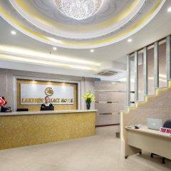 Отель Lakeside Palace Hotel Вьетнам, Ханой - отзывы, цены и фото номеров - забронировать отель Lakeside Palace Hotel онлайн интерьер отеля фото 2