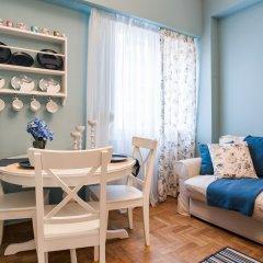 Отель Charming Acropolis Metro Apartment Греция, Афины - отзывы, цены и фото номеров - забронировать отель Charming Acropolis Metro Apartment онлайн комната для гостей фото 2