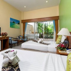 Отель Timber House Ao Nang комната для гостей фото 4