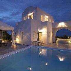 Отель Meli Meli Греция, Остров Санторини - отзывы, цены и фото номеров - забронировать отель Meli Meli онлайн бассейн