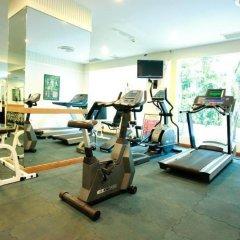 Отель Chaidee Mansion Бангкок фитнесс-зал фото 2