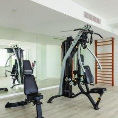 Отель Praia Norte фитнесс-зал фото 2