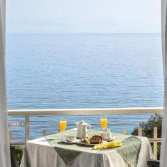 Отель Aurora Hotel Греция, Корфу - 1 отзыв об отеле, цены и фото номеров - забронировать отель Aurora Hotel онлайн балкон фото 2