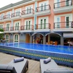 Salil Hotel Sukhumvit - Soi Thonglor 1 бассейн