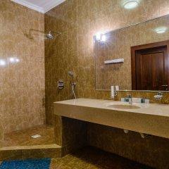 Гостиница SK Royal Kaluga в Калуге 9 отзывов об отеле, цены и фото номеров - забронировать гостиницу SK Royal Kaluga онлайн Калуга ванная фото 2