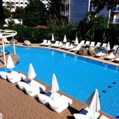 Отель Palm Beach Hotel - Adults only Греция, Кос - отзывы, цены и фото номеров - забронировать отель Palm Beach Hotel - Adults only онлайн бассейн фото 3