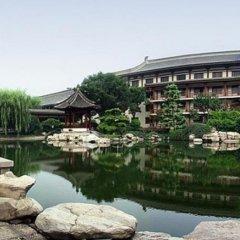 Отель Garden Hotel Китай, Сиань - отзывы, цены и фото номеров - забронировать отель Garden Hotel онлайн приотельная территория
