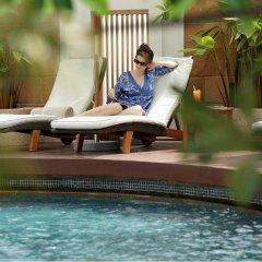 Отель Intercontinental Bangkok Бангкок бассейн
