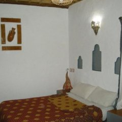Отель Les Portes Du Desert Марокко, Мерзуга - отзывы, цены и фото номеров - забронировать отель Les Portes Du Desert онлайн комната для гостей фото 2