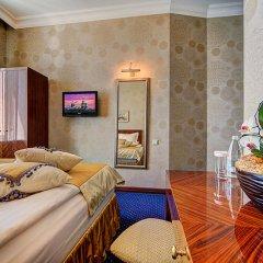 Бутик-Отель Золотой Треугольник 4* Стандартный номер с 2 отдельными кроватями фото 5
