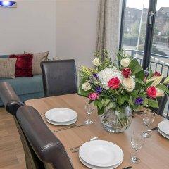 Отель Base Serviced Apartments - The Docks Великобритания, Ливерпуль - отзывы, цены и фото номеров - забронировать отель Base Serviced Apartments - The Docks онлайн в номере фото 2