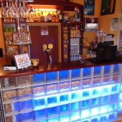 Отель Pension Dobroucky гостиничный бар