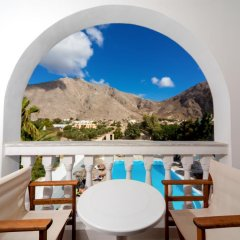 Отель Marybill Греция, Остров Санторини - отзывы, цены и фото номеров - забронировать отель Marybill онлайн балкон