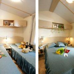 Отель Camping Serenissima Италия, Лимена - отзывы, цены и фото номеров - забронировать отель Camping Serenissima онлайн комната для гостей фото 2