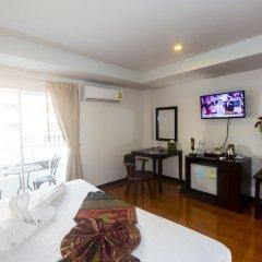 Отель Silver Resortel удобства в номере фото 7