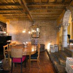 Апартаменты Trastevere Large Apartment With Terrace питание