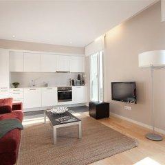 Апартаменты Lugaris Beach - Apartments Апартаменты с различными типами кроватей фото 3