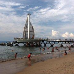 Emperador Hotel & Suites Пуэрто-Вальярта пляж