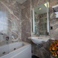 Отель Bettoja Mediterraneo ванная